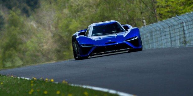 Elektro-Sportler knackt Nürburgring-Rekord