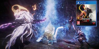 PS4-Kracher Nioh 2 ab sofort verfügbar