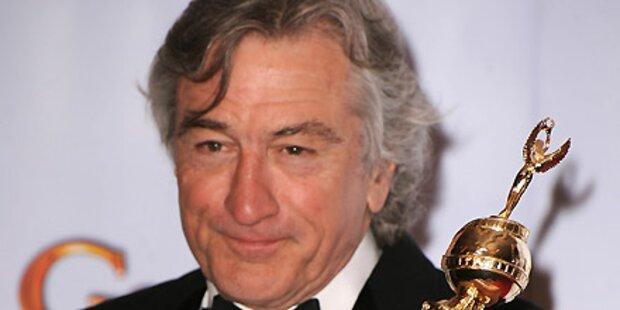 Robert De Niro für Lebenswerk geehrt