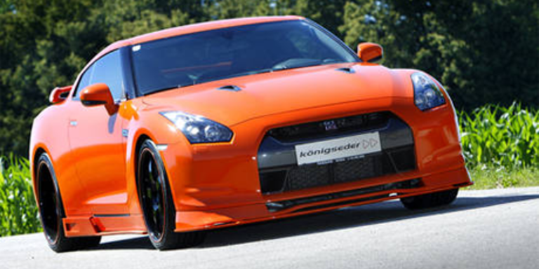 Nissan GT-R von Königseder