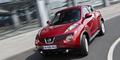 Mutig gestaltete Frontpartie des Nissan Juke. Bilder: (c) Nissan