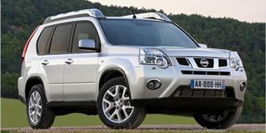 Nissan X-Trail Modelljahr 2011