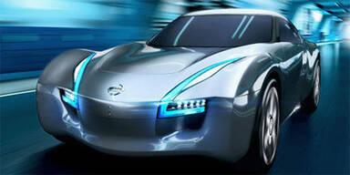 """Nissan: die """"kühle"""" Studie Esflow"""