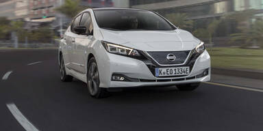 Nissan verkauft den Leaf zum Kampfpreis