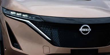 Nissan verpasst sich ein neues Logo