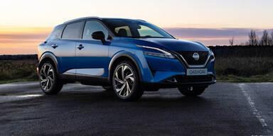 Alle Infos zum völlig neuen Nissan Qashqai