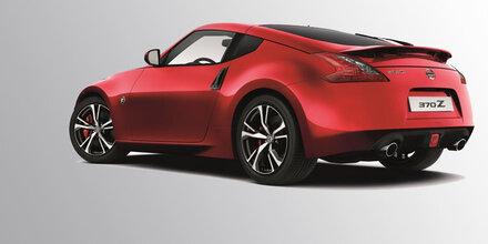 Mini-Facelift für den Nissan 370Z