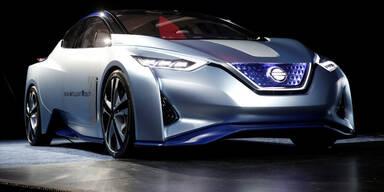 Nissan legt bei Roboter-Autos nach