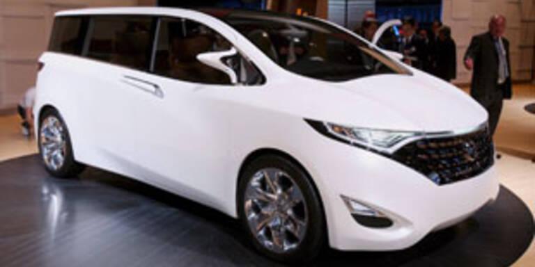 Ultimative Familien-Kutsche Honda Forum Concept