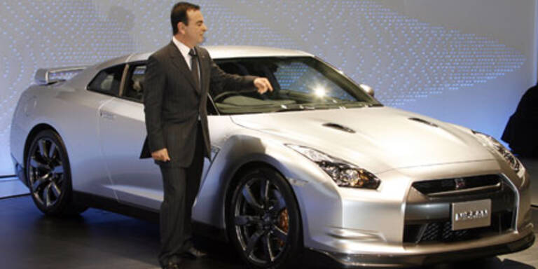 Nissan stellt neuen Super-Sportwagen GT-R vor