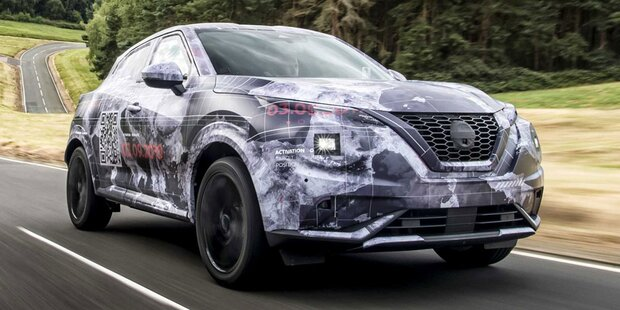 So kommt der völlig neue Nissan Juke