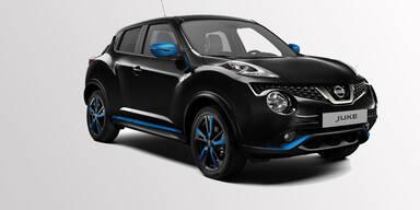 Zweites Facelift für den Nissan Juke