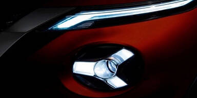 Nissan zeigt den völlig neuen Juke