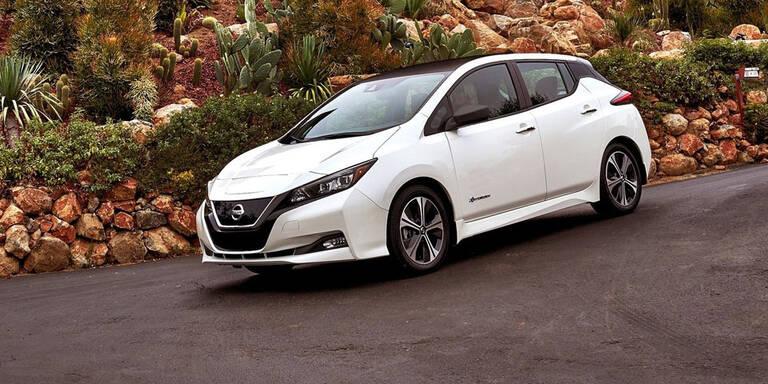 Alle Infos vom neuen Nissan Leaf (2018)