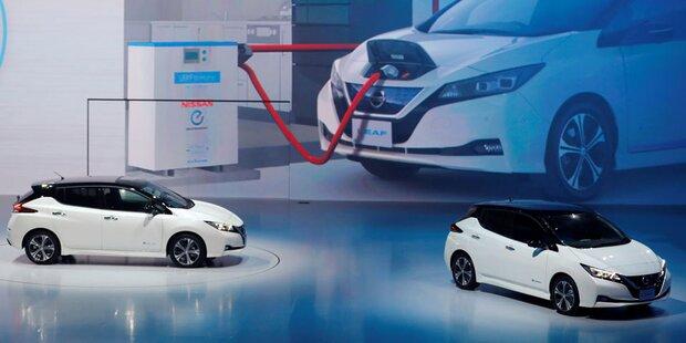 12 neue E-Autos von Renault-Nissan