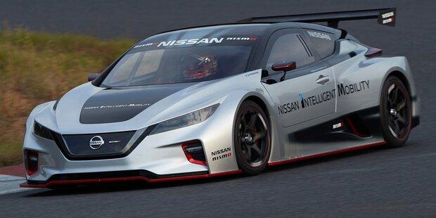 Nissan bringt schärfsten Leaf aller Zeiten