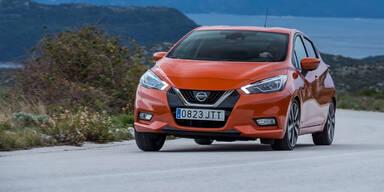 """Nissan greift mit dem Micra """"N-Way"""" an"""