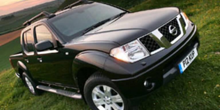 Nissan ruft 1.962 Navara Pick Ups zurück