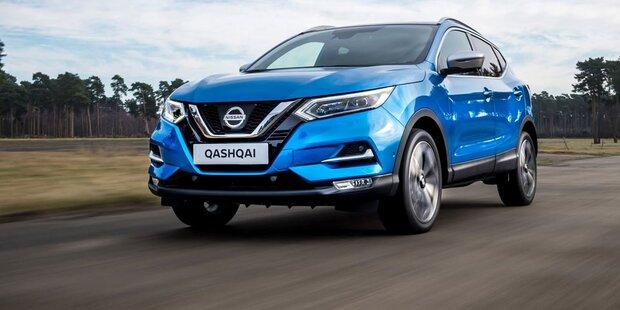 Großes Facelift für den Nissan Qashqai