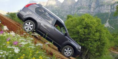 Sympathieträger im großen SUV-Allerlei