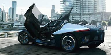 Nissan zeigt den spektakulären BladeGlider