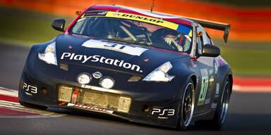 Qualifying der Nissan GT Academy in Österreich