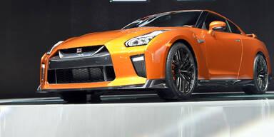 Nissan macht den GT-R noch stärker