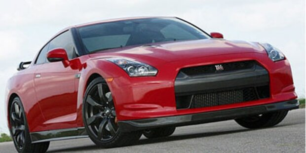Nissan GT-R von Hennessey mit 800 PS