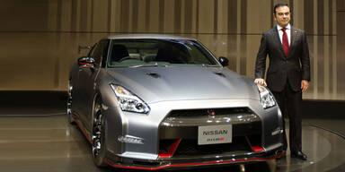 Nissan GT-R Nismo mit 600 PS