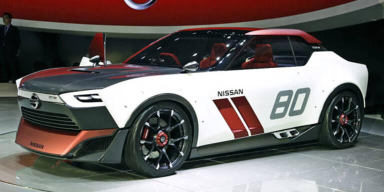 Nissan will den IDx in Serie bringen