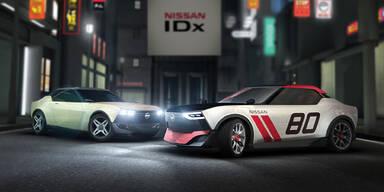 Nissan zeigt 100 neue Konzeptautos