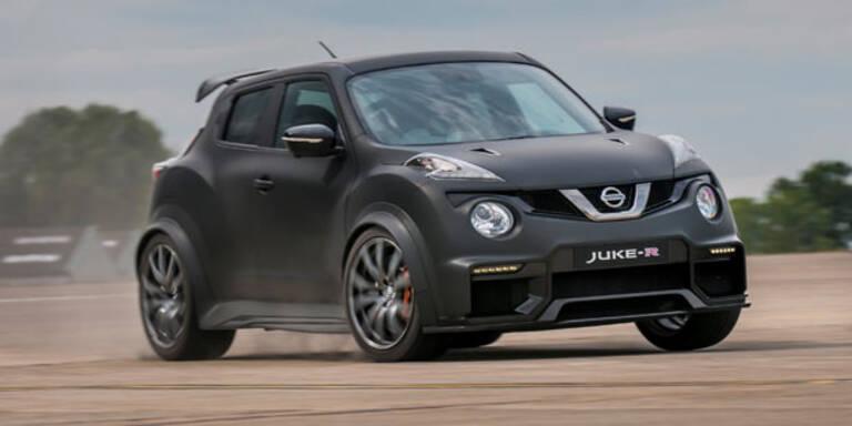 Neuer Nissan Juke R mit  600 PS
