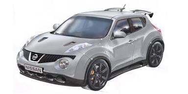 Juke-R: Kreuzung aus Nissan GT-R und Juke