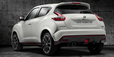 Neuer Nissan Juke Nismo RS startet
