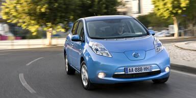 E-Auto Nissan Leaf wird jetzt günstiger
