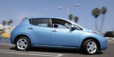 Nissan will 1,5 Mio. Elektroautos verkaufen