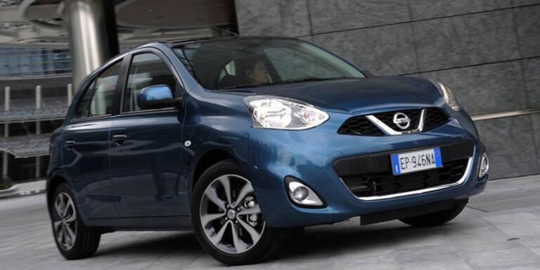 """Nissan stellt den """"neuen"""" Micra vor"""
