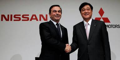 Nissan steigt groß bei Mitsubishi ein
