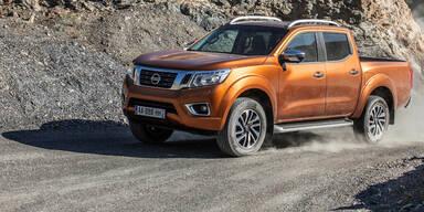 Nissan wertet den neuen Navara auf