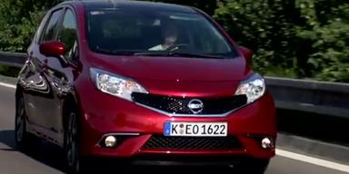 Premiere: Der neue Nissan Note