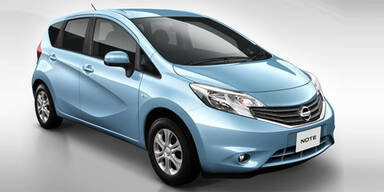 Fotos und Video zeigen neuen Nissan Note