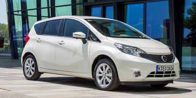 Neuer Nissan Note: Alle Österreich-Infos