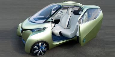 Nissan Pivo 3: Sieht so die Zukunft aus?