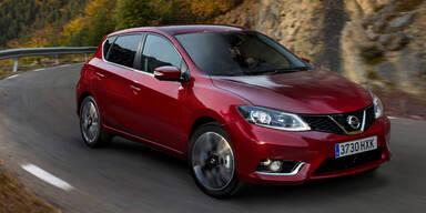 Neues Top-Modell vom Nissan Pulsar