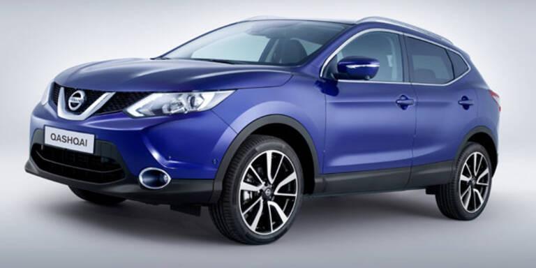 Alle Infos vom neuen Nissan Qashqai