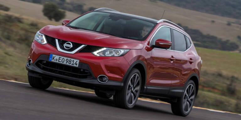 Startschuss für den neuen Nissan Qashqai