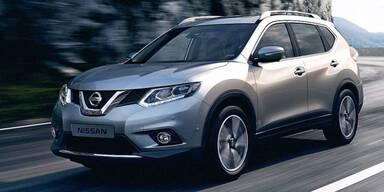 Weltpremiere des neuen Nissan X-Trail
