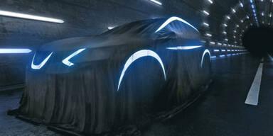 Nissan zeigt den neuen Qashqai