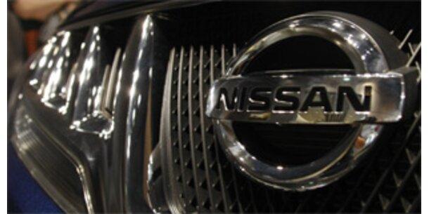 Nissan halbiert Jahresprognose