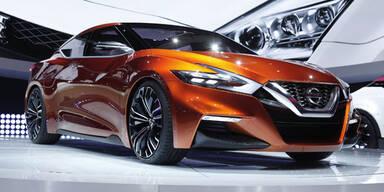 Nissan-Studie mit sportlichem Touch